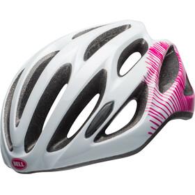 Bell Tempo Joyride casco per bici Donna rosa/bianco